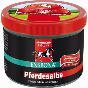 Abbildung von Pferdesalbe Ensbona 500 ml