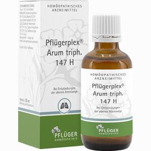 Abbildung von Pflügerplex Arum Triph 147 H Tropfen 50 ml