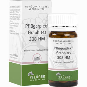 Abbildung von Pflügerplex Graphites 308 Hm Tabletten 100 Stück