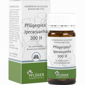 Abbildung von Pflügerplex Ipecacuanha 300 H Tabletten 100 Stück