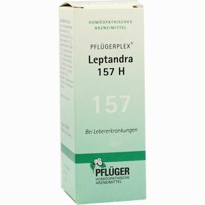 Abbildung von Pflügerplex Leptandra 157 H Tropfen 50 ml