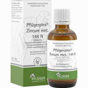 Abbildung von Pflügerplex Zincum Met.144 N Tropfen 50 ml