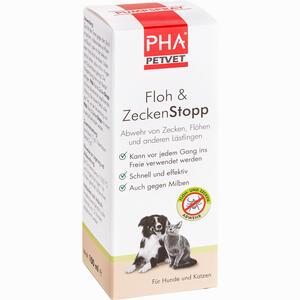 Abbildung von Pha Floh & Zeckenstopp Spray 100 ml