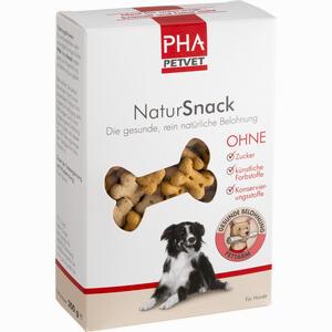 Abbildung von Pha Natursnack für Hunde 200 g