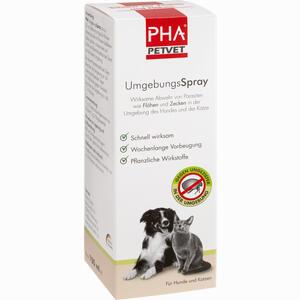 Abbildung von Pha Umgebungsspray für Hunde und Katzen  150 ml