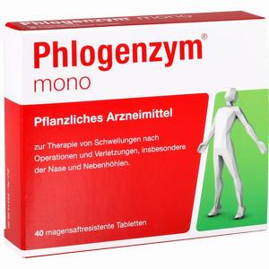 Abbildung von Phlogenzym Mono Tabletten 40 Stück
