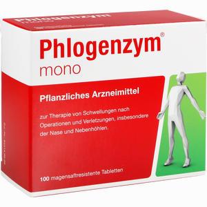 Abbildung von Phlogenzym Mono Tabletten 100 Stück