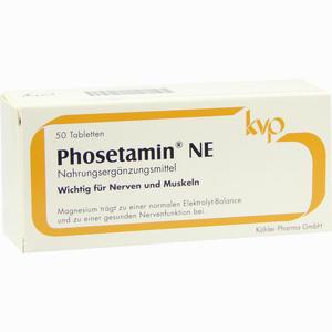 Abbildung von Phosetamin Ne Tabletten 50 Stück