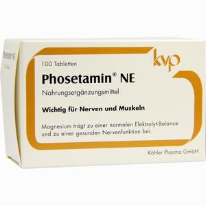 Abbildung von Phosetamin Ne Tabletten 100 Stück