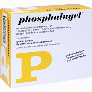 Abbildung von Phosphalugel Beutel 20 Stück