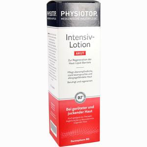 Abbildung von Physiotop Akut Intensiv- Lotion 400 ml