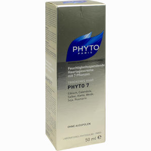 Abbildung von Phyto Phyto 7 Haartagescreme Trockenes Haar  50 ml