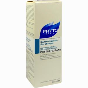Abbildung von Phyto Phytoapaisant Shampoo für Empfindliche Kopfhaut  200 ml