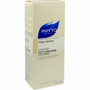 Abbildung von Phyto Phytobaume Volumen Pflege- Spülung Haarspülung 150 ml