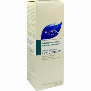 Abbildung von Phyto Phytocedrat Talgregulierendes Shampoo  200 ml