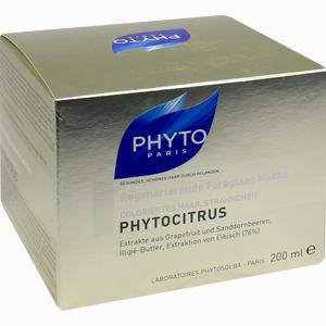 Abbildung von Phyto Phytocitrus Maske Coloriertes Haar Haarspülung 200 ml