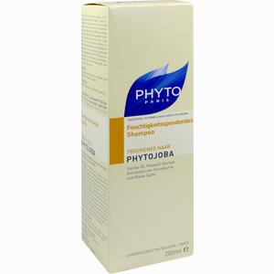 Abbildung von Phyto Phytojoba Feuchtigkeitsshampoo Trockenes Haar  200 ml