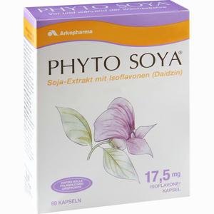 Abbildung von Phyto Soya Kapseln 60 Stück