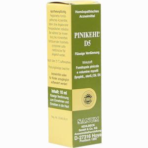 Abbildung von Pinikehl D5 Tropfen 10 ml