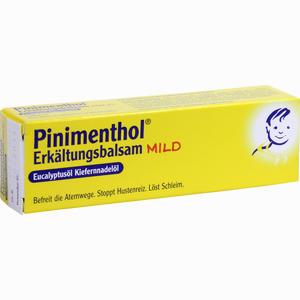 Abbildung von Pinimenthol Erkältungsbalsam Mild  20 g