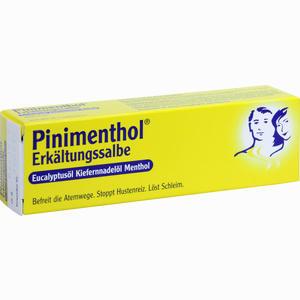 Abbildung von Pinimenthol Erkältungssalbe  20 g