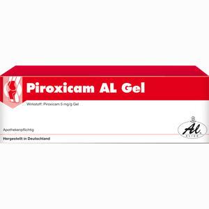 Abbildung von Piroxicam Al Gel 50 g