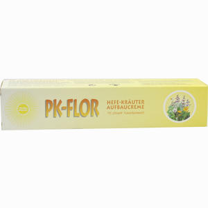 Abbildung von Pk- Flor Aufbaucreme  50 g
