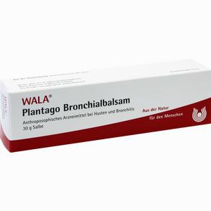 Abbildung von Plantago- Bronchialbalsam Salbe 30 g