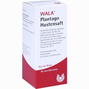 Abbildung von Plantago Hustensaft Sirup 90 ml