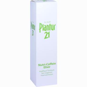 Abbildung von Plantur 21 Nutri- Coffein- Elixir Lösung 200 ml