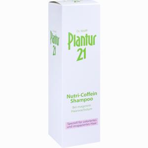 Abbildung von Plantur 21 Nutri- Coffein Shampoo  250 ml