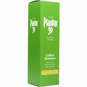 Abbildung von Plantur 39 Coffein- Shampoo Color  250 ml
