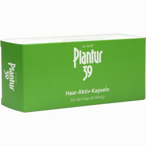 Abbildung von Plantur 39 Haar- Aktiv- Kapseln  60 Stück