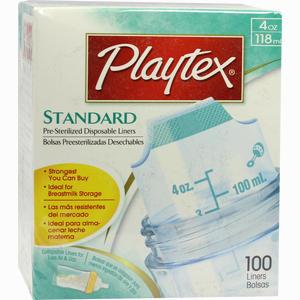 Abbildung von Playtex Einwegbeutel 120ml/118 Flasche 100 Stück