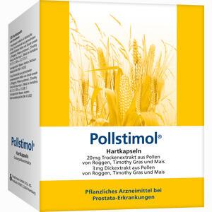 Abbildung von Pollstimol Kapseln 120 Stück