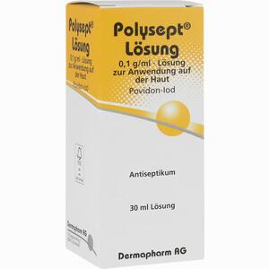 Abbildung von Polysept Loesung Lösung 30 ml