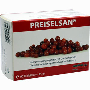 Abbildung von Preiselan Tabletten  90 Stück