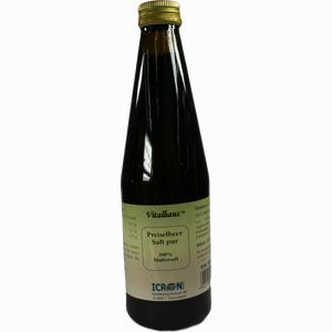 Abbildung von Preiselbeer Saft Pur Vitalhaus Fluid 330 ml