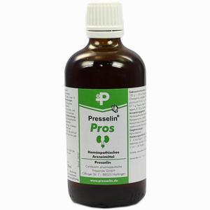 Abbildung von Presselin Pros Tropfen 100 ml