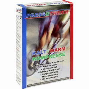 Abbildung von Pressotherm Kalt- /Warm- Kompresse 12x29cm 1 Stück