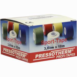 Abbildung von Pressotherm Sport- Tape Blau 3.8cmx10m Verband 1 Stück