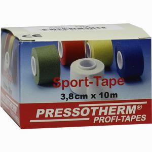 Abbildung von Pressotherm Sport- Tape Rot 3.8cmx10m Verband 1 Stück