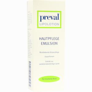 Abbildung von Preval Lipolotion 200 ml