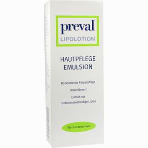 Abbildung von Preval Lipolotion  500 ml