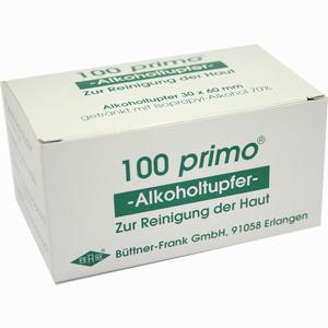 Abbildung von Primo Alkoholtupfer 100 Stück