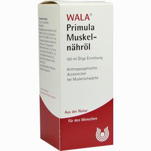 Abbildung von Primula Muskel- Nähröl Öl 100 ml