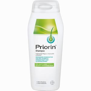 Abbildung von Priorin Shampoo für Kraftloses & Dünner Werdendes Haar  200 ml