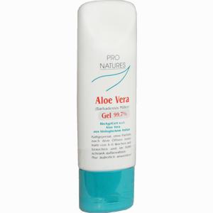 Abbildung von Pro Natures Aloe Vera Gel Gel 100 ml