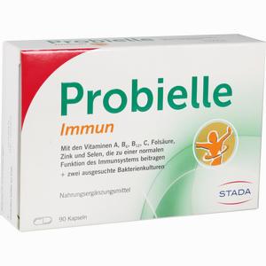 Abbildung von Probielle Immun Kapseln 90 Stück