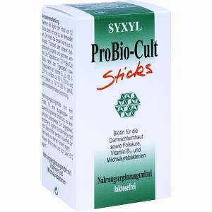 Abbildung von Probio- Cult Sticks Syxyl Beutel 30 Stück